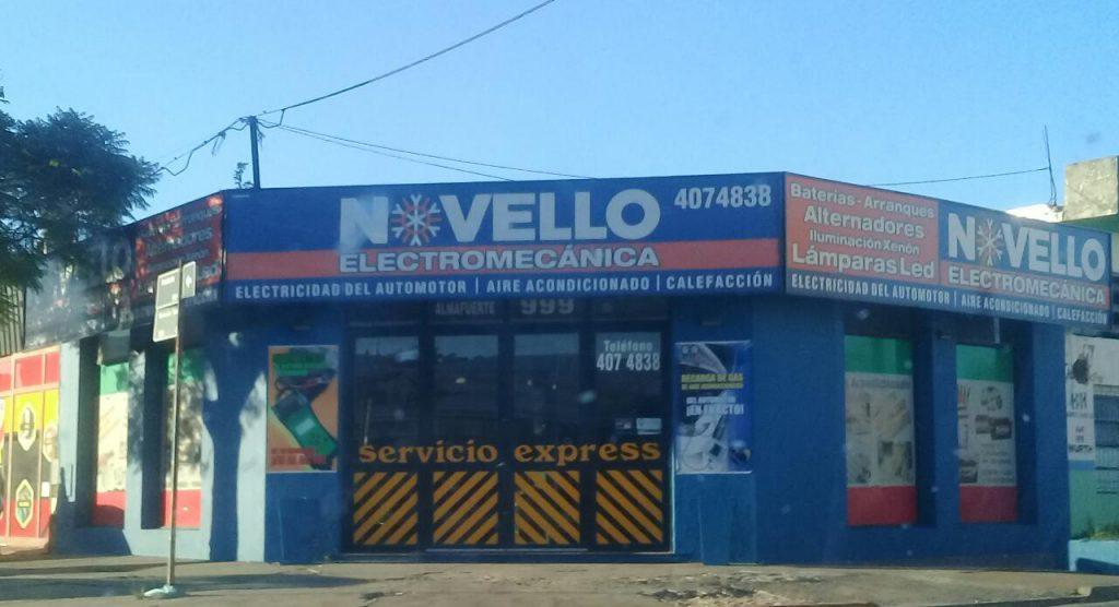 Novello Electromecánica