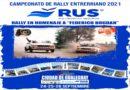 #RallyEntrerriano: Gualeguay es el destino para la cuarta del año